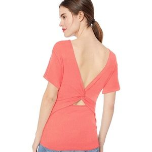 Ella Moss Nancy Twist Back Top